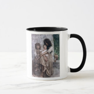 Young girls of Ischia Mug