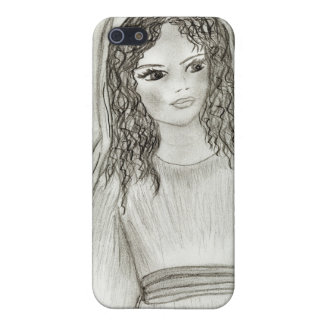 Young Mary II Case For The iPhone 5