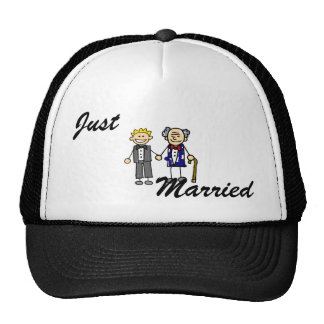 Young Old Gay Wedding Cap