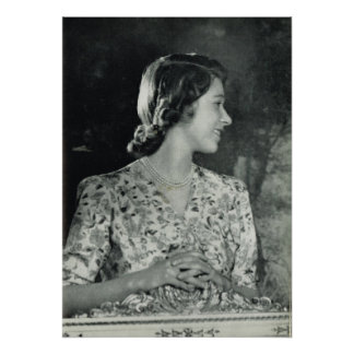 Young Princess Elizabeth Posters