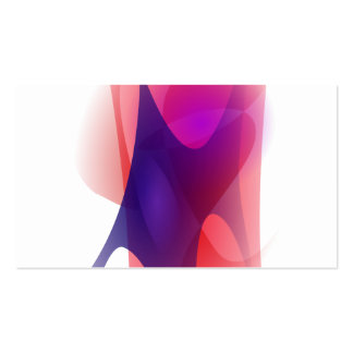 Young Redwood Abstract Image Business Card Templates