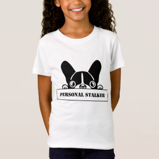 Young rower Stalker Frenchie T-Shirt