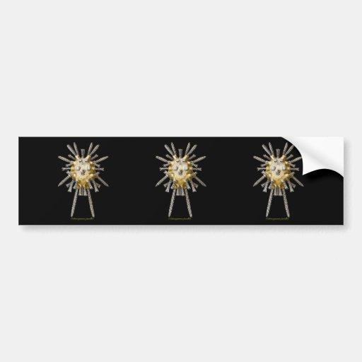 Young Sea Urchins Bumper Sticker