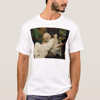 Young Woman Smoking, 1894 T-Shirt