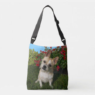 Your 2 PHOTOS Full Print Personalized Tote Bags