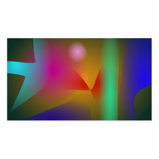 Your Abstract Business Cards