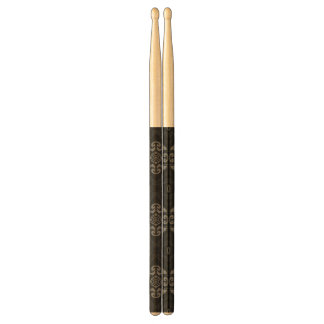Your Black Heart Tribal Drumsticks