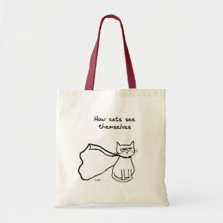 Your Cat the Superhero - Funny Cat Gift