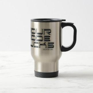 Your Code Sucks Mug