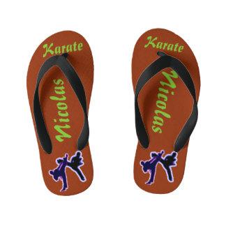 Your Custom Flip Flops, Kids, Toddler 9/10 Thongs