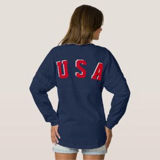 Your Custom USA Spirit Jersey