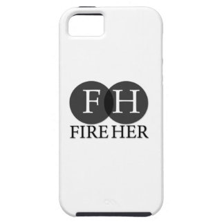 Your Fire Her Accountability iPhone Case