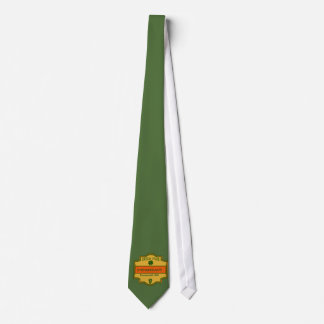 Your Irish Pub Tee Customized Tie