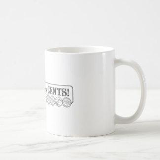 Your Morning Market Advice Basic White Mug