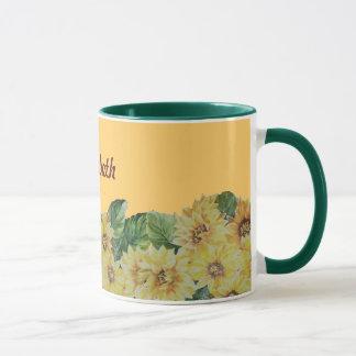 your name mug