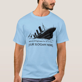 YOUR OWN SLOGAN AE415Truth Shirt