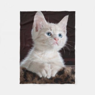 Your Photo Custom Fleece Blanket