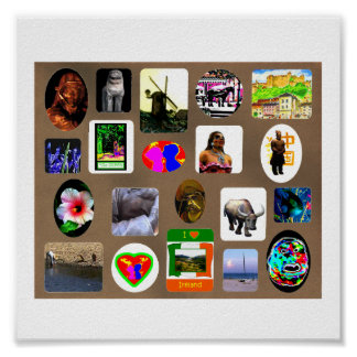 Your Photos Here Poster The MUSEUM Zazzle Gifts