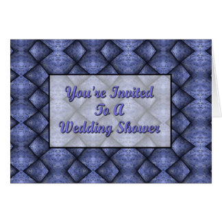 You're Invited To A Wedding Shower Greeting Card