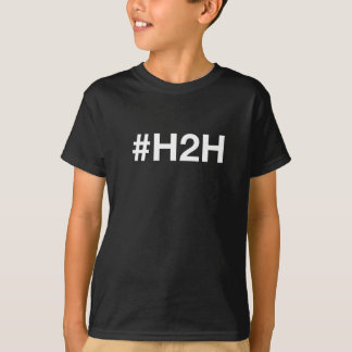 Youth Size #H2H Tshirt