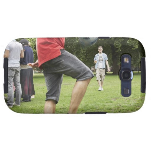 youth, young, friends, park, bbq, grass, trees, samsung galaxy s3 cover