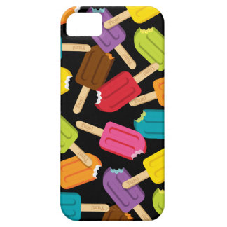 Yum! Popsicle iPhone Case (Black)