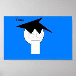 YUMI  poster