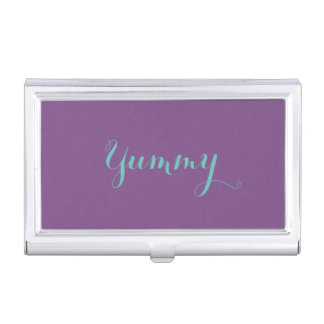 Yummy Business Card Holder