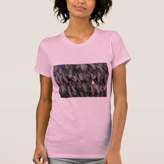 Yummy Dry salt fish pattern T-shirts