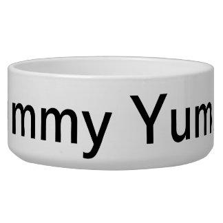 Yummy Yummy Dog Bowl