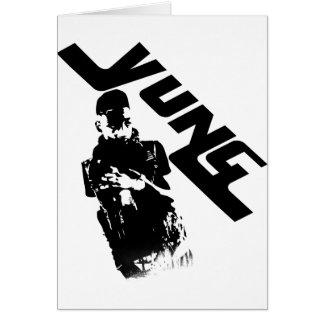 Yung Card