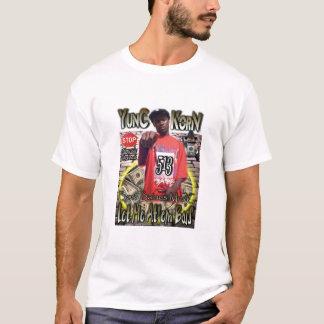 YUNG KORN OF BOSS BAINES MUSIC T-Shirt