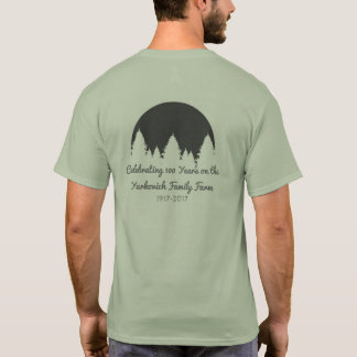 Yurkovich Family Reunion Design 1 T-Shirt