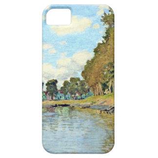 Zaandam by Claude Monet iPhone 5 Cases