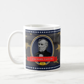 Zachary Taylor Historical Mug