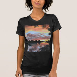Zambezi River Reflections Tee Shirts
