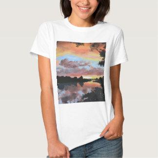 Zambezi River Reflections Tshirt