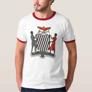 Zambia Coat of Arms T-shirt