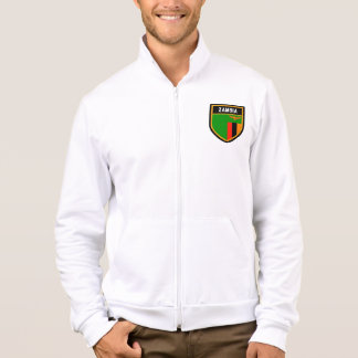 Zambia Flag Jacket