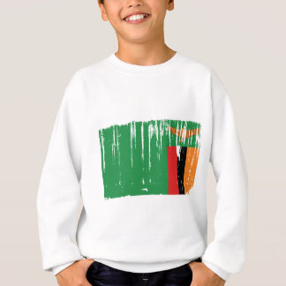 Zambia Flag Sweatshirt