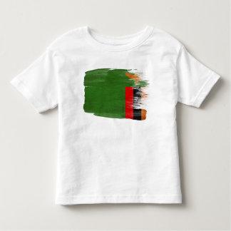 Zambia Flag Tees