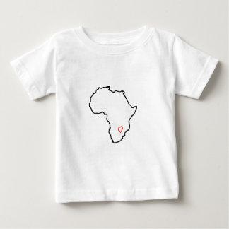 Zambia Heart Infant T-Shirt