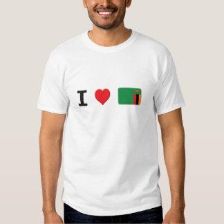 Zambia Micro T Shirt