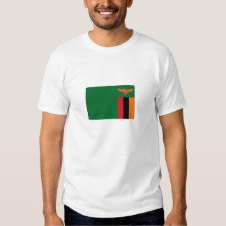 Zambia National Flag Tees