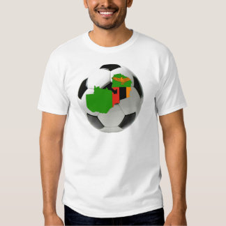 Zambia national team tee shirts