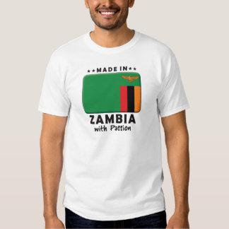 Zambia Passion T-shirt