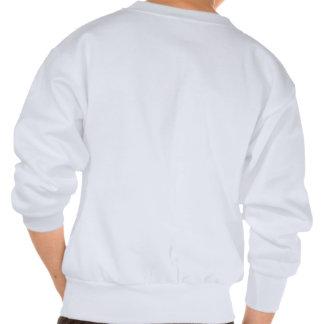 zambia pull over sweatshirt