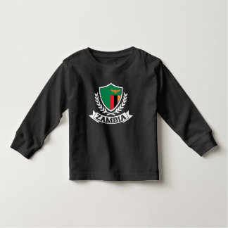 Zambia Toddler T-Shirt