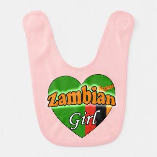 Zambian Girl Bib