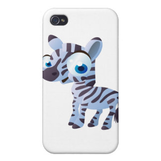 Zany The Zebra Case For The iPhone 4